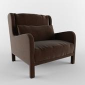 Meridiani Foster Soft Armchair