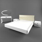 Спальня DIVA фабрики SERENISSIMA