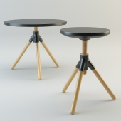 Table Metro / Metro Stool