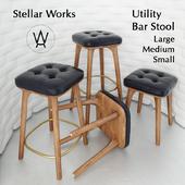 Utility Bar Stool