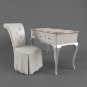 Table and chair for baby boy Frari