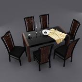 Serenissima / Polar dinner group