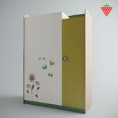 Wardrobe 3 doors Wingy WY-1002