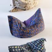 Bean bag pillow / from Smartballs.