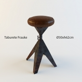 Taburete Frauke