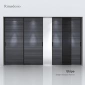 door Stripe / Rimadesio (Italy)