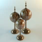 Декоративный набор Eichholtz Objects Leonardo Set of 3