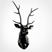 Decorative deer head Cosmorelax