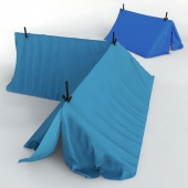 Campside tents