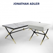 Stool Rider Bench and cocktail table Rider Cocktail Table Jonatan Adler