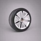 Cadillac Escalade wheel