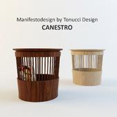 Manifesto Design by Tonucci / CANESTRO