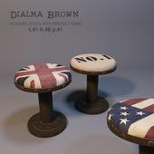 Dialma Brown STOOL