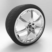 TVR Wheel