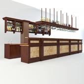 3d model: Restaurant - download 3dsky org