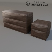 Chest of drawers and a cabinet factory Sidney Tomasella