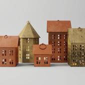 Nordic House Lanterns