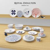 Набор посуды Royal Doulton