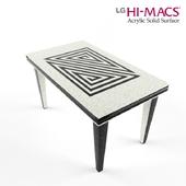 Buffet LG HI-MACS