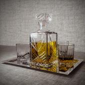 Bormioli Rocco SELECTA set for whiskey