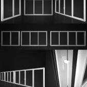 Sliding doors are Elvial