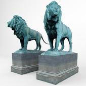 Lion_Sculpture