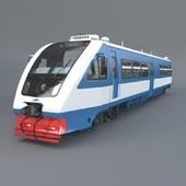 Rail bus PA2
