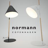 Hello Floor Lamp / Normann Copenhagen