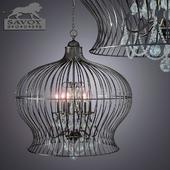 Savoy House 7-6100-6-17 Birdcage
