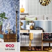 Обои Eco Wallpaper, Soft Surface