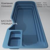 Бассейн Премьер-spa