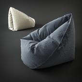 Frameless chair
