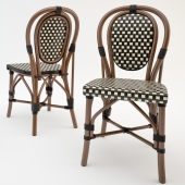 Beaufurn French Bistro Side Chair