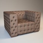 Capitol Collection Serge 1 Seater Sofa