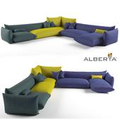Corner sofa BELLAVITA