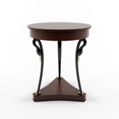 BED SIDE TABLE ROUND