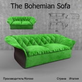 The Bohemian Sofa