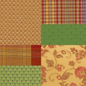 Set a fabric texture