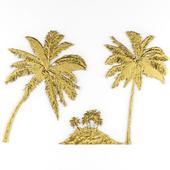 Palms, bas.