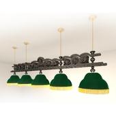 Лампа для бильярдного стола Ренессанс