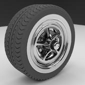 Buick wheel