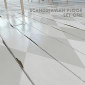 Scandinavian floor set 1