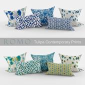 Pillows set ROMO