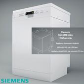 SN26M830AU SIEMENS speedMatic Dishwasher