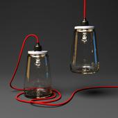 Industrial Kesbeke lamp