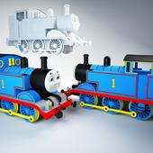 паровозик Томас / Thomas engine
