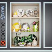 Декоративная композиция 06 / decorative set 06