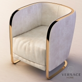 The Herald Armchair by Versace