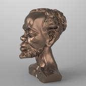 статуэтка - африканец