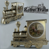 Watch Retro Train